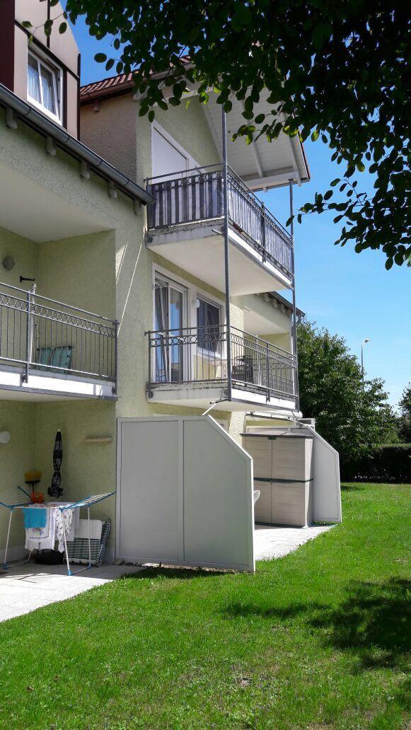 immobilien bad f ssing f lidl immo gepflegte 1 zimmer eigentumswohnung 1 stock mit balkon. Black Bedroom Furniture Sets. Home Design Ideas